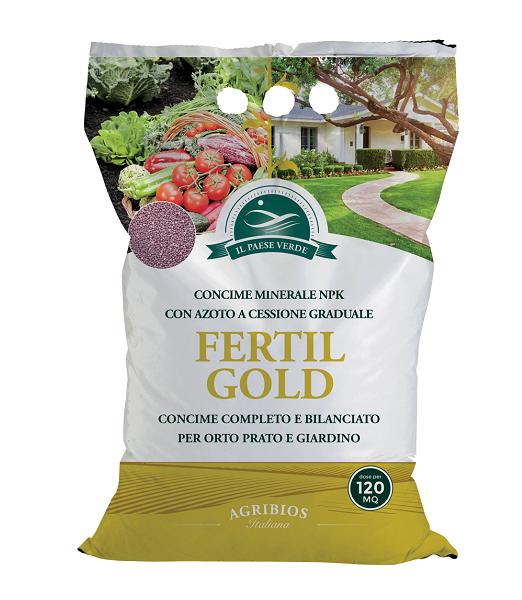 Concime minerale Fertil Gold 5kg - Agribios