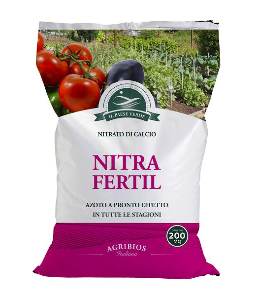 Concime minerale Nitra Fertil 5kg - Agribios