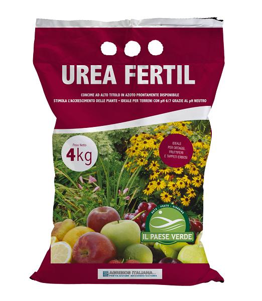 Concime minerale Urea Fertil 4kg - Agribios